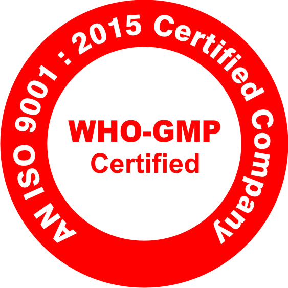 WHO-GMP Certified